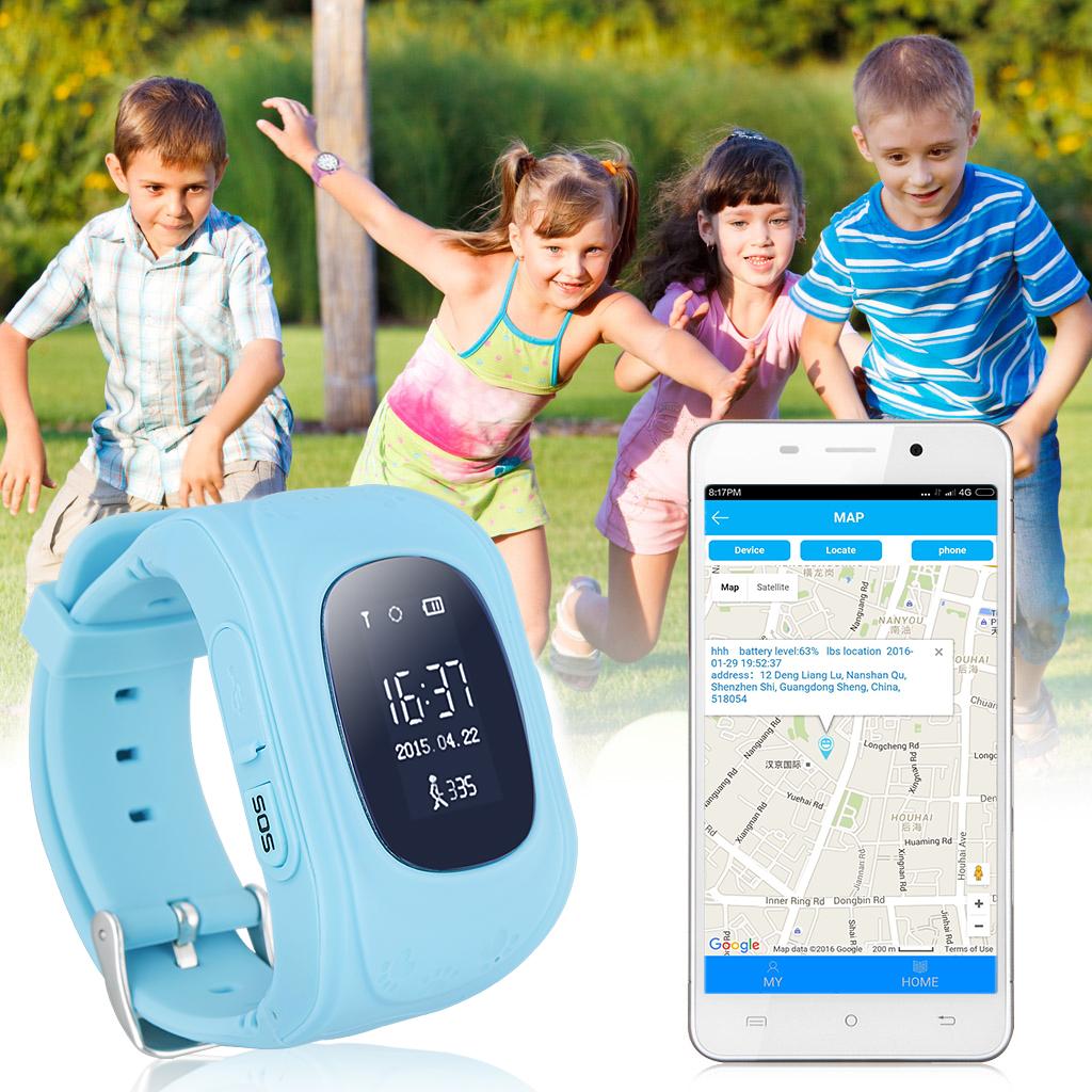 GPS-часы — умные защитники ребят