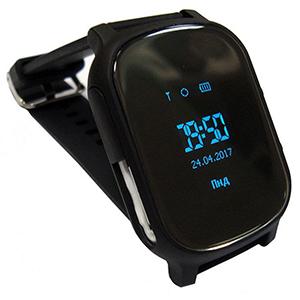 часы Wonlex T58 черные