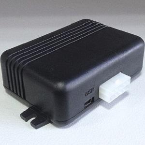 ADM100 несколько разъемов для подключения датчиков