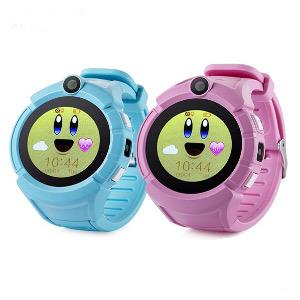 Детские GPS-часы GW600 с поддержкой Wi-Fi