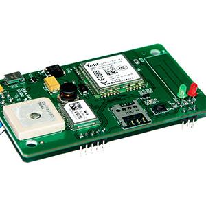 GPS-терминал Navitrek 868 внутреннее устройство
