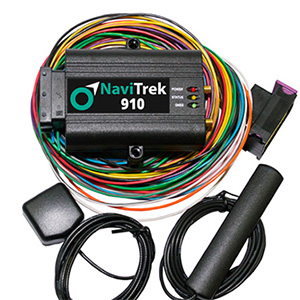 GPS-трекер Navitrek с комплектом периферии