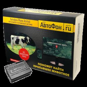 GPS-маяк для животных АвтоФон-Маяк Animal
